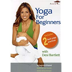 Desi Bartlett - Yoga for Beginners