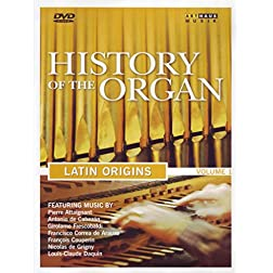 History of the Organ, Vol. 1: Latin Origins