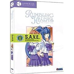 Rumbling Hearts: Box Set: (Viridian Collection)