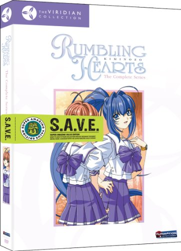 Rumbling Hearts: Box Set: (Viridian Collection)