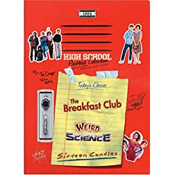 High School Flashback Collection (The Breakfast Club / Sixteen Candles / Weird Science)