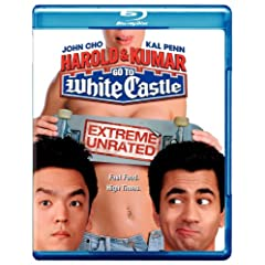 Harold and Kumar Go to White Castle [Blu-ray]