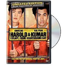 Harold and Kumar Escape from Guantanamo Bay (Widescreen Edition)