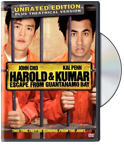 Harold and Kumar Escape from Guantanamo Bay (Widescreen Edition)