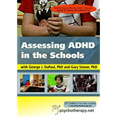 Assessing ADHD in the Schools (Institutional/Instructor's Version)