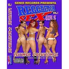 Regaeton sex girls vol.1
