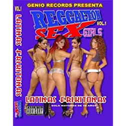 Regaeton sex girls vol.1