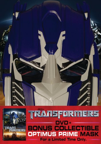 Transformers - with Optimus Prime Mask