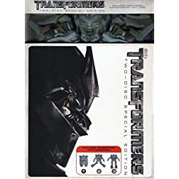 Transformers - (2 disc Special Edition) with Transforming Packaging