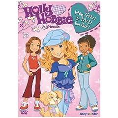 Holly Hobbie: Hey Girls! Fun Pack