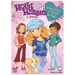 Holly Hobbie: Hey Girls! Fun Pack