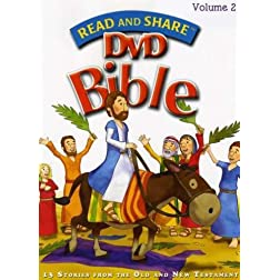 Read and Share DVD BibleVol. 2