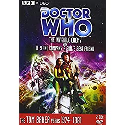 Doctor Who: The Invisible Enemy/K9 and Company: A Girl's Best Friend