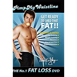 PIMP MY WAISTLINE - THE No.1 FAT LOSS DVD