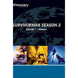 Survivorman Season 2 - Episode 1: Amazon