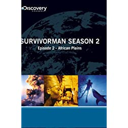 Survivorman Season 2 - Episode 2: African Plains