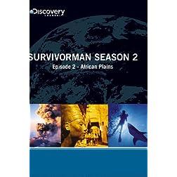 Survivorman Season 2 - Episode 2: African Plains