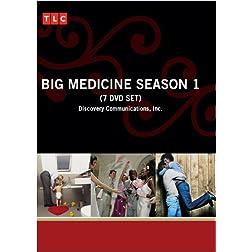 Big Medicine Season 1 DVD Set (7 DVD Set)
