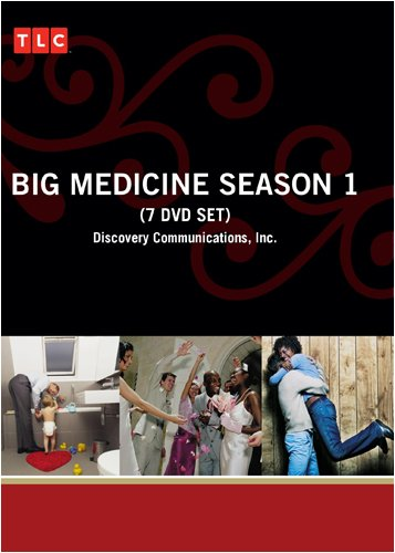 Big Medicine Season 1 DVD Set (7 DVD Set)