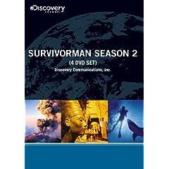 Survivorman Season 2 (4 DVD Set)