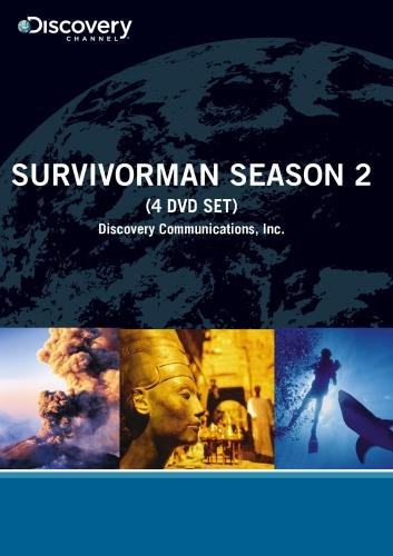 Survivorman Season 2 (4 DVD Set)