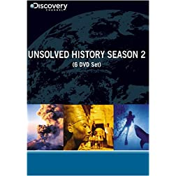 Unsolved History Season 2 (6 DVD Set)