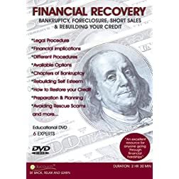 Bankruptcy, Foreclosure, Short Sales & Rebuilding your Credit - FINANCIAL RECOVERY