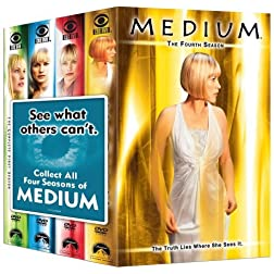 Medium - Seasons 1 - 4
