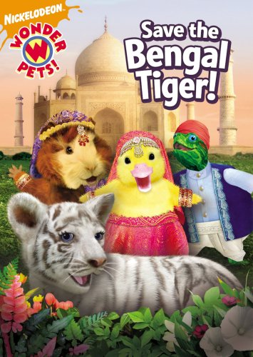 Wonder Pets: Save the Bengal Tiger