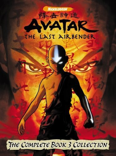 Avatar - The Last Airbender: The Complete Book 3 Collection