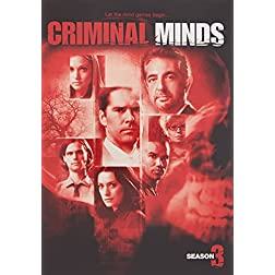 Criminal Minds: The Complete Third Season