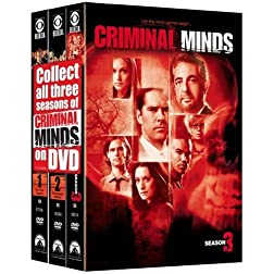 Criminal Minds - Seasons 1-3