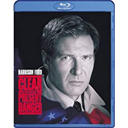 Clear and Present Danger [Blu-ray]