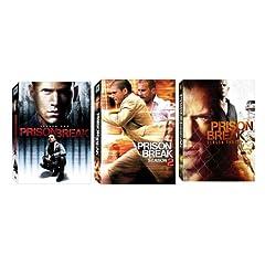 Prison Break - Seasons 1-3