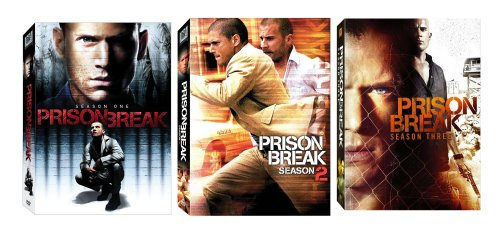 Prison Break - Seasons 1-3