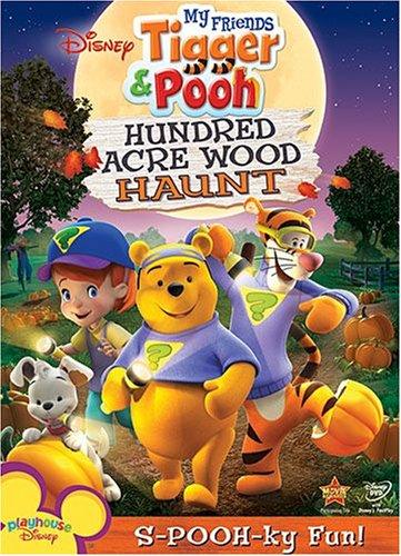 My Friends Tigger & Pooh: Hundred Acre Wood Haunt