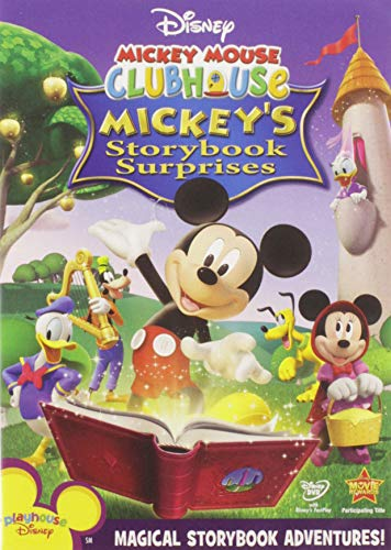 Mickey Mouse Clubhouse: Mickey's Storybook Surprises