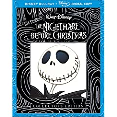 The Nightmare Before Christmas [Blu-ray] + Digital Copy