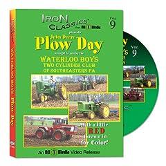 John Deere Plow Day