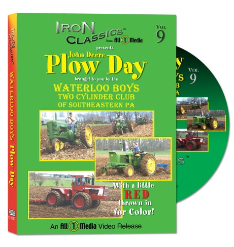John Deere Plow Day