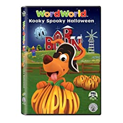 WordWorld: A Kooky Spooky Halloween