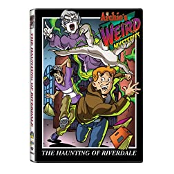 Archie's Weird Mysteries: Haunting of Riverdale