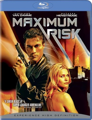 Maximum Risk [Blu-ray]