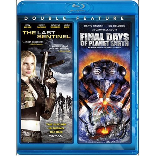 The Last Sentinel/Final Days of Planet Earth [Blu-Ray] [Blu-ray]