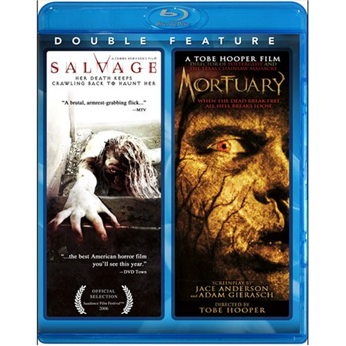 Salvage/Mortuary [Blu-ray]