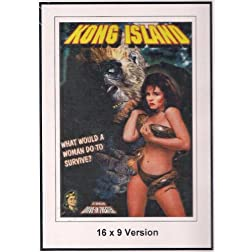 Kong Island 16x9 Version Widescreen TV