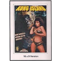 Kong Island 16x9 Version Widescreen TV