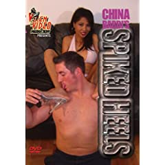 China Barbies Spiked Heels
