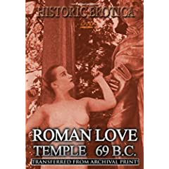 Roman Love Temple 69 B.C.