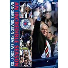 Glasgow Rangers Season Review 2007